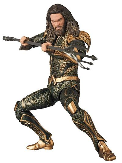 Justice League MAFEX No.061 Aquaman - 4530956470610
