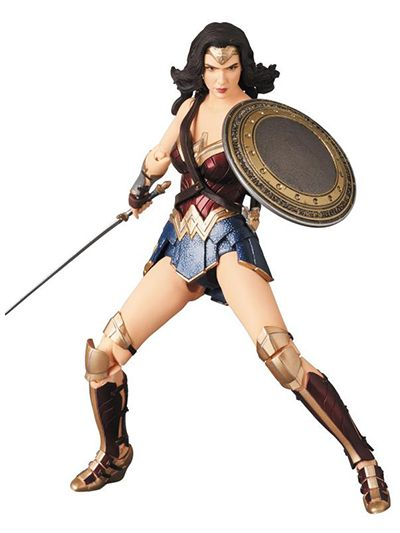 Justice League MAFEX No.060 Wonder Woman - 4530956470611