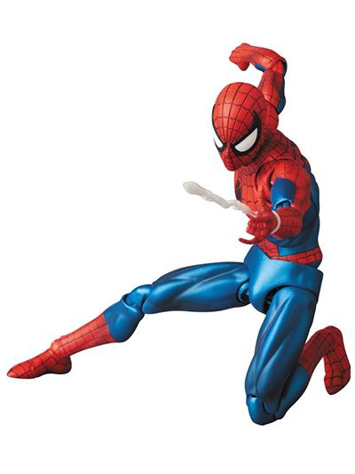 Marvel MAFEX No.075 Spider-Man (Comic Ver.) - pr-4530956470757