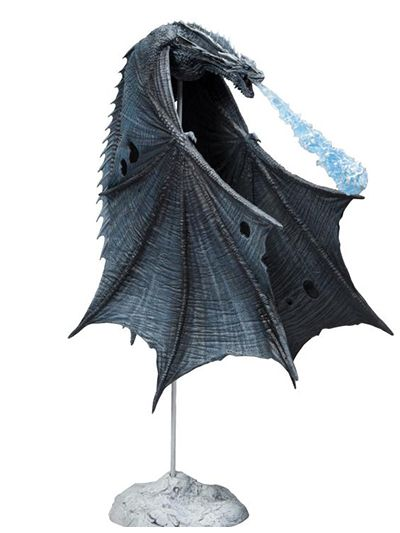 Game of Thrones Viserion (Ice Dragon) Deluxe Figure - 10655-8