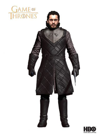 Game of Thrones 6'' Action Figure: Jon Snow - 10651-0