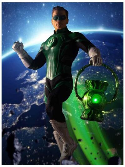 DC Comics One:12 Collective Green Lantern (Hal Jordan) PX Previews Exclusive - NOV188570
