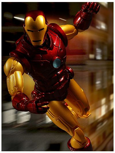 One:12 Collective Iron Man - 76490