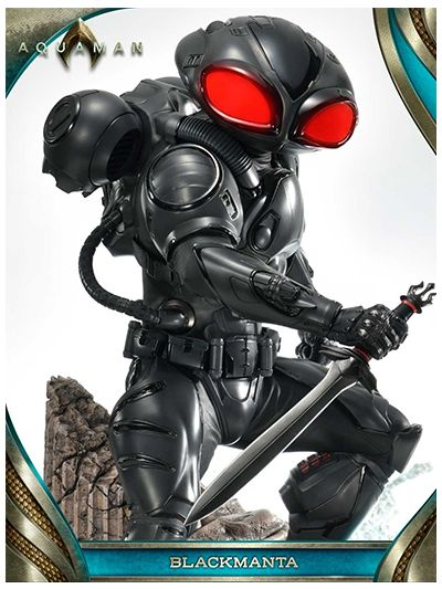 Aquaman (Film) Black Manta - MMAM-02