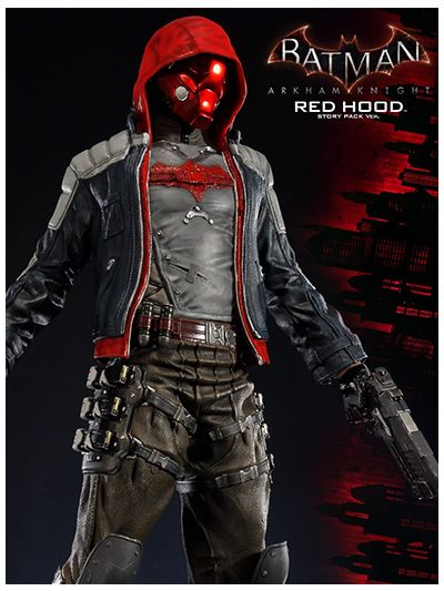 Batman: Arkham Knight Red Hood Story Pack - MMDC-23