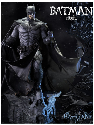 Batman Noel Version Polystone Statue(Exclusive Version) - 9025831E