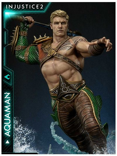 Injustice 2 Aquaman - PMDCIJ-01