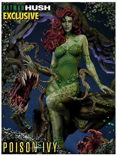 Batman: Hush (Comics) Poison Ivy EX Version - MMDCBH-03EX