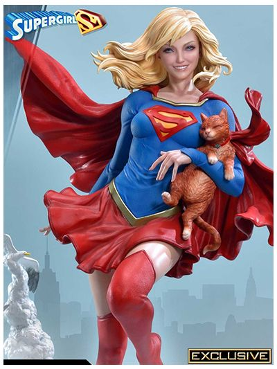 Superman (Comics) Supergirl EX Version - MMDC-31EX