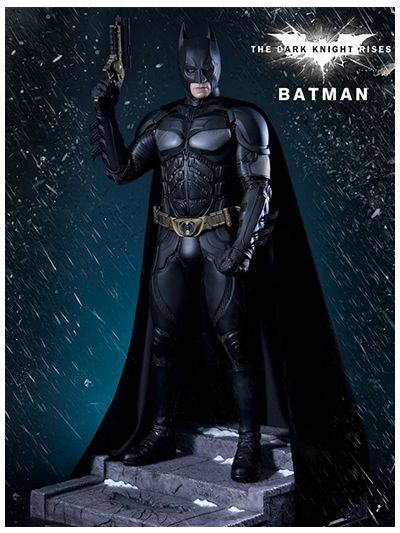 The Dark Knight Rises (Film) Batman - MMTDKR-02