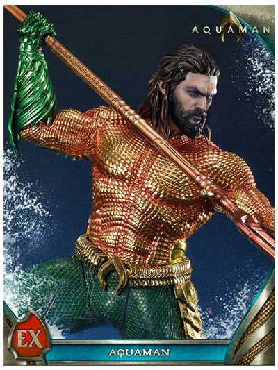 Aquaman (Film) Aquaman EX Version - MMAM-01EX