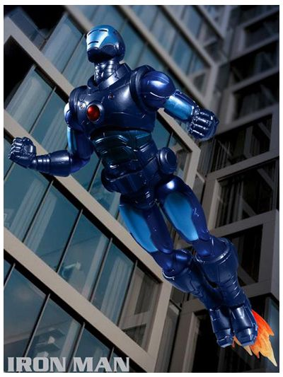 One:12 Collective PX Exclusive Stealth Iron Man - 78877