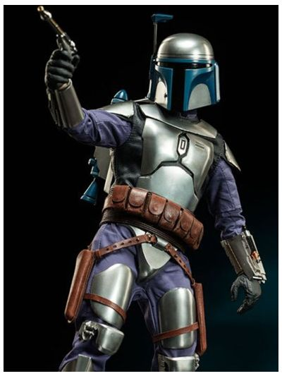 Star Wars Episode II: Attack of the Clones - Jango Fett