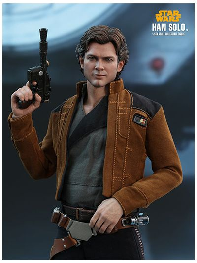 Hot Toys SOLO: A STAR WARS STORY HAN SOLO 1/6TH SCALE COLLECTIBLE FIGURE - MMS491