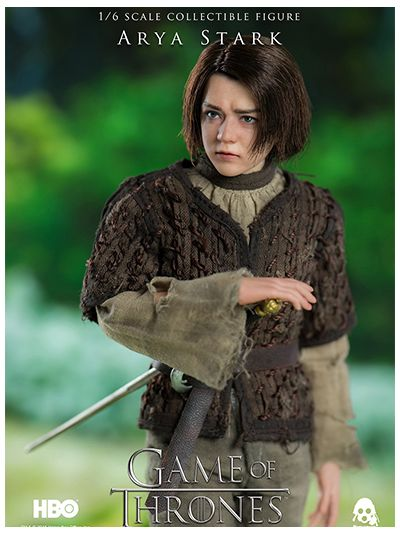 Game of Thrones: Arya Stark 1/6 Scale Figure - pr-4897056201125