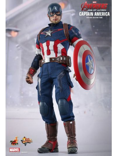 AVENGERS: AGE OF ULTRON CAPTAIN AMERICA 1/6TH SCALE COLLECTIBLE FIGURE - MMS281