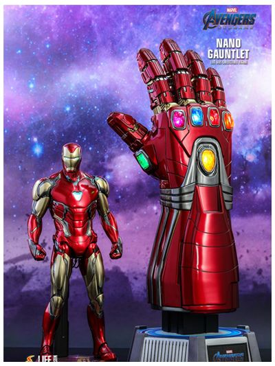 AVENGERS: ENDGAME NANO GAUNTLET LIFE-SIZE COLLECTIBLE - LMS007