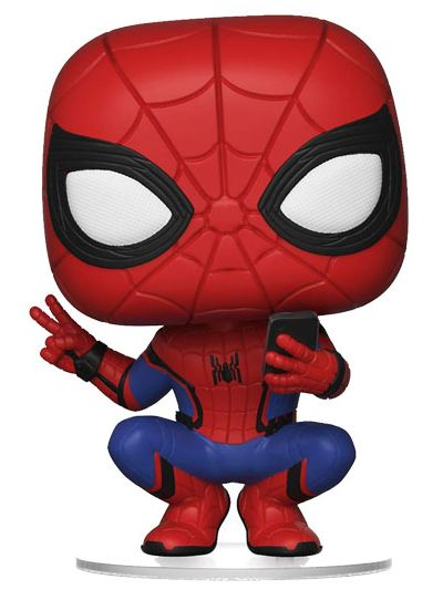 POP: MARVEL SPIDER-MAN – SPIDER-MAN HERO SUIT - 39403