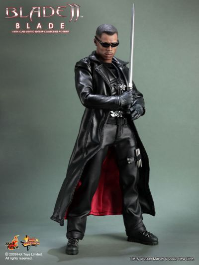 HOT TOYS  BLADE II – BLADE - MMS 113