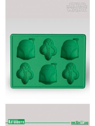 Star Wars Boba Fett Silicone Ice Tray