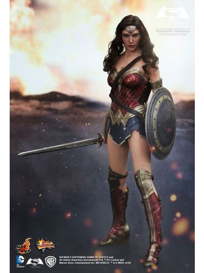 Hot Toys Batman VS Superman: Dawn of Justice - Wonder Woman MMS359