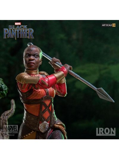 Iron Studios Black Panther:Okoye BDS Art Scale 1/10 - MARCWR07117-10