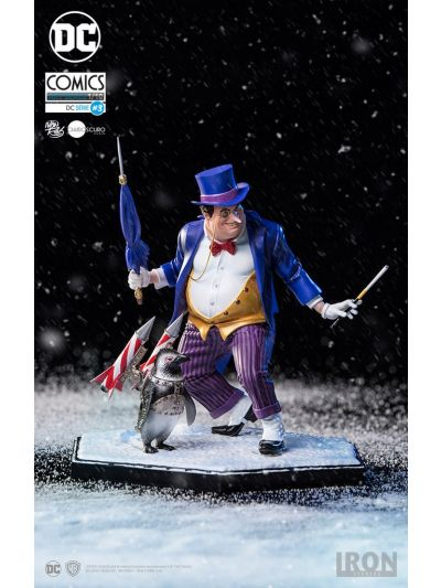 Iron Studios Penguin Art Scale 1/10 - by Ivan Reis - ISDCPD110