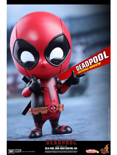 Cosbaby - Deadpool (Gesturing Version) - COSB221