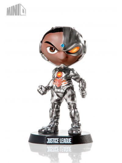 Mini Co. Heroes - Justice League Cyborg - MH0005
