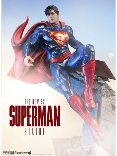 Sideshow Collectibles Superman New 52 - 200509