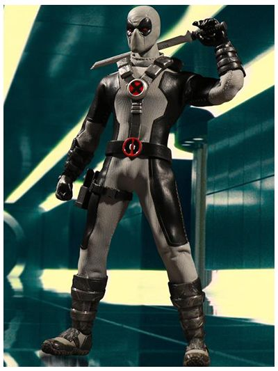 Deadpool PX (Preview Exclusive) - One 12 Collective - Mezco Toys