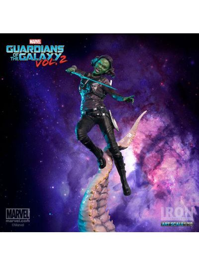 Guardians of The galaxy Vol. 2 Gamora BDS Art Scale