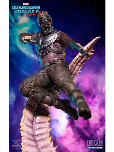 Guardians of The galaxy Vol. 2 Star-Lord BDS Art Scale 1/10