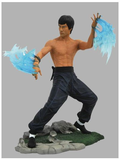Bruce Lee Gallery Water Statue - DC83396