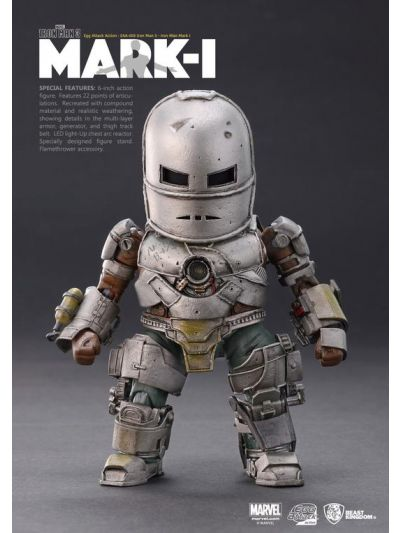 Beast Kingdom Iron Man 3 - Iron Man Mark 1 - EAA-003
