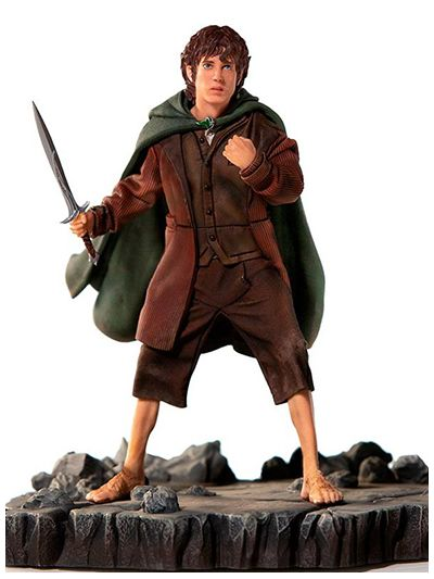 Frodo BDS Art Scale 1/10 - Lord of the Rings - WBLOR16219-10