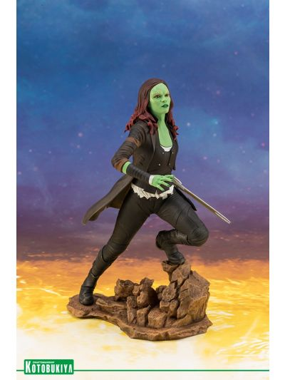 Kotobukiya INFINITY WAR MOVIE GAMORA ARTFX  - MK269