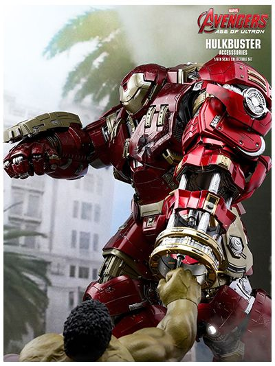 AVENGERS: AGE OF ULTRON HULKBUSTER 1/6TH SCALE ACCESSORIES COLLECTIBLE SET - ACS006