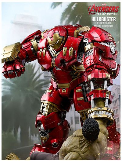 AVENGERS: AGE OF ULTRON HULKBUSTER (DELUXE VERSION) 1/6TH SCALE COLLECTIBLE FIGURE - MMS510