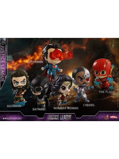 Justice League - Justice League Collectible Set - COSB397