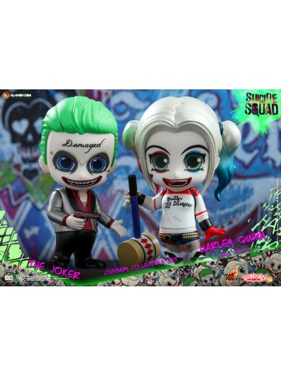 Cosbaby - The Joker and Harley Quinn (Hammer Version) - COSB303
