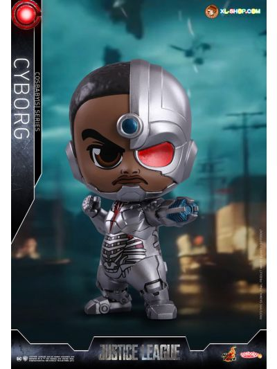 Justice League - Cyborg - COSB394