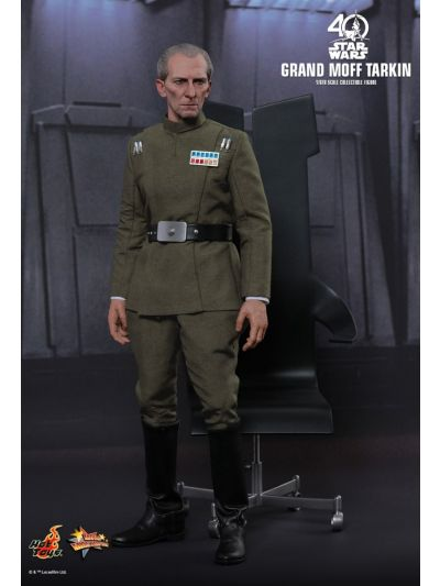 Hot Toys STAR WARS: EPISODE IV A NEW HOPEGRAND MOFF TARKIN 1/6TH SCALE COLLECTIBLE FIGURE -MMS433
