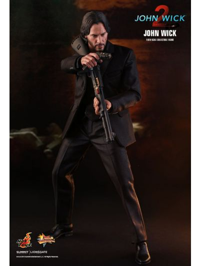 Hot Toys JOHN WICK CHAPTER 2 : JOHN WICK 1/6TH SCALE COLLECTIBLE FIGURE - MMS504