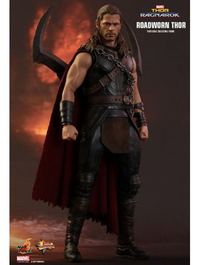 Hot Toys Thor : Ragnarok Thor Roadworn Exclusive 1/6 scale - MMS416