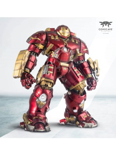 Comicave IRON MAN MARK XLIV HULKBUSTER 1/12 SCALE COLLECTIBLE FIGURE - SAMV121M44N