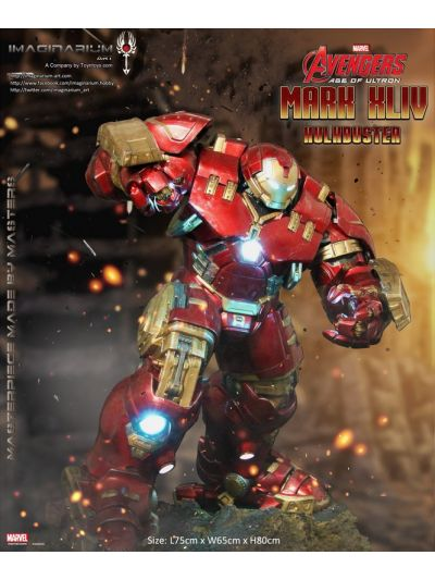 Avengers: Age of Ultron - Hulkbuster Mark 44 Quarter Scale