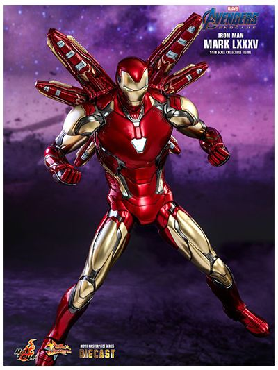 Avengers: Endgame - 1/6th scale Iron Man Mark LXXXV Collectible Figure - MMS528D30