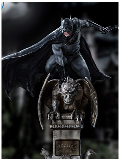 Batman - Deluxe Art Scale 1/10 by Eddy Barrows - DCCDCG15419-10