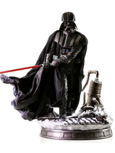 Iron Studios Star Wars Darth Vader 1/4 Legacy Replica - ISDV14